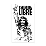 Liberty to Palestine Rectangle Sticker