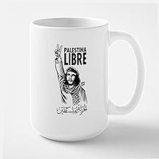 Liberty to Palestine Mug