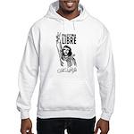 Liberty to Palestine Hooded Sweatshirt