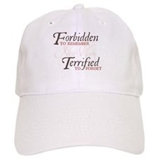 Forbidden to Remember Baseball Cap