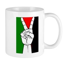 Victory fo Palestine Mug
