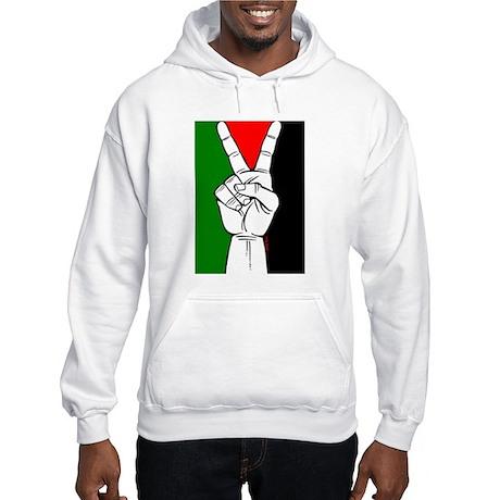 Victory fo Palestine Hooded Sweatshirt