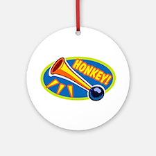 HONKEY! Ornament (Round)
