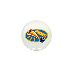 HONKEY! Mini Button (10 pack)