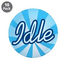 """Idle 3.5"""" Button (10 pack)"""