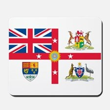 British Empire Flag Mousepad