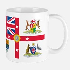 British Empire Flag Mug