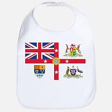 British Empire Flag Bib