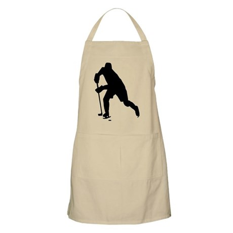 Hockey BBQ Apron
