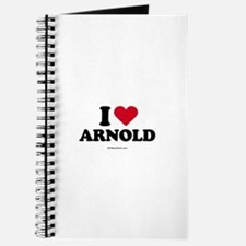 I Love Arnold - Journal