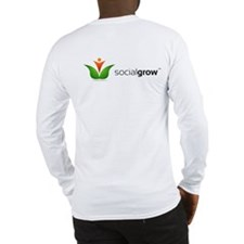 The Comfy Cozy SocialGrow Long-Sleeve T-Shirt