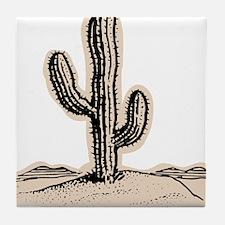 CACTUS_932 Tile Coaster