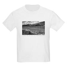 black + white photography Kids T-Shirt