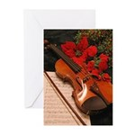 Holiday Violin Concerto Greeting Cards (Pk of 20)