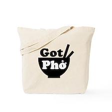 Pho noodle soup Tote Bag