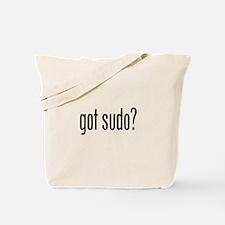 got sudo? Tote Bag