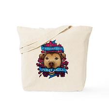 Champion Poot Bull Tote Bag