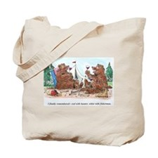 WineToons Tote Bag