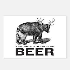 Save Beer Postcards (Package of 8)