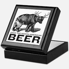 Save Beer Keepsake Box
