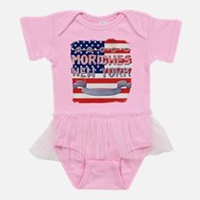 Travel Baby Bodysuit (Organic)