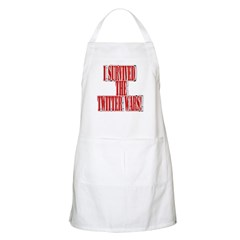 I Survived The Twitter Wars Apron
