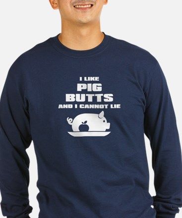 BBQ: I Like Pig Butts T
