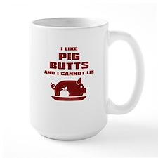 BBQ: I Like Pig Butts Mug