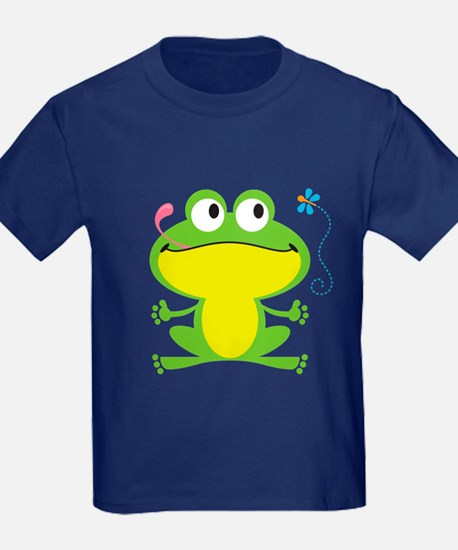 Hungry Frog T