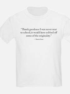 Beatrix Potter Kids T-Shirt