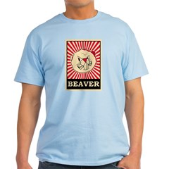Pop Art Beaver T-Shirt