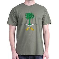 Saudi Arabia Coat Of Arms T-Shirt