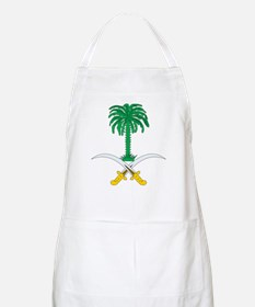 Saudi Arabia Coat Of Arms BBQ Apron