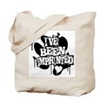 I've Been Imprinted Tote Bag