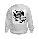 I've Been Imprinted Kids Sweatshirt