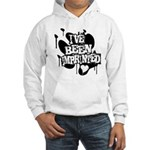 I've Been Imprinted Hooded Sweatshirt