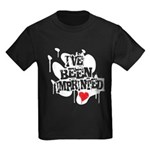 I've Been Imprinted Kids Dark T-Shirt
