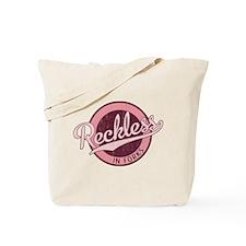 Reckless in Forks Tote Bag