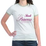 Saudi Princess Jr. Ringer T-Shirt
