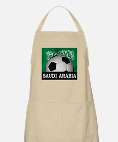 Football Saudi Arabia BBQ Apron