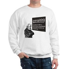 Ahnentafelitis Sweatshirt
