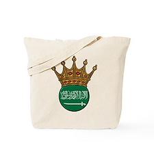 King Of Saudi Arabia Tote Bag