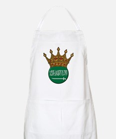 King Of Saudi Arabia BBQ Apron