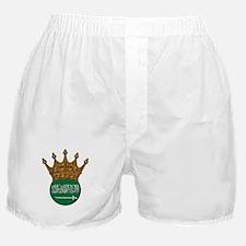 King Of Saudi Arabia Boxer Shorts
