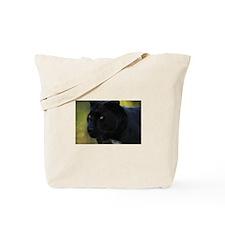 Cute Panther Tote Bag