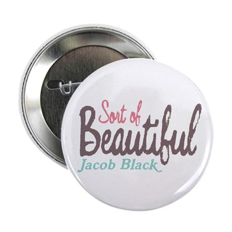 """Sort of Beautiful 2.25"""" Button (100 pack)"""