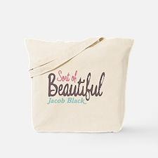 Sort of Beautiful Tote Bag