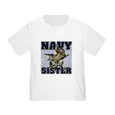 Navy Sister T