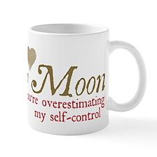 New Moon Self Control Mug