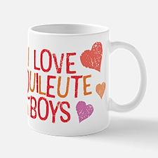 I Love Quileute Boys Mug